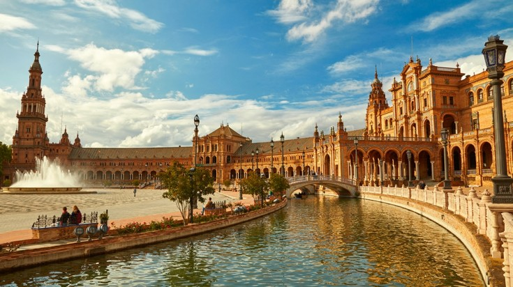 Seville in Andalucia