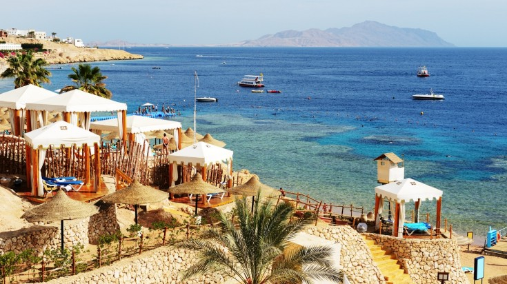Sharm el Sheikh is the best beach in Egypt