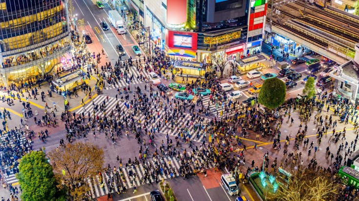 The Japan Golden Route covers Tokyo as it is the top attraction of Japan.