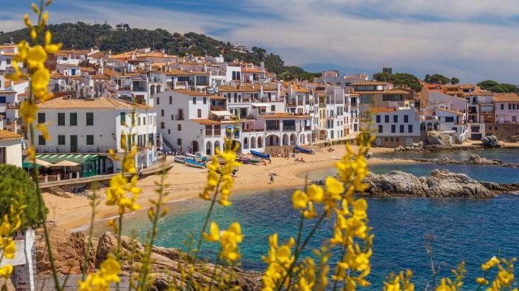 Beautiful calella de pallafrugel is must to vist in 7 days in Spain