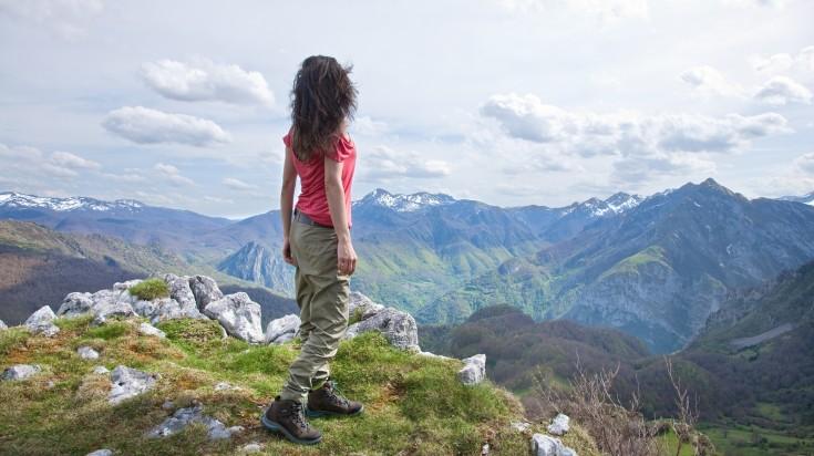 Spain attraction in Picos de Europa
