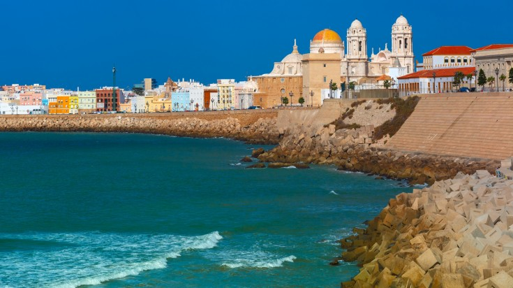 Cadiz during a Spanish Road Trip