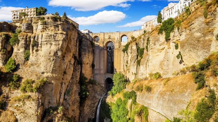 Spain Road Trip through Ronda
