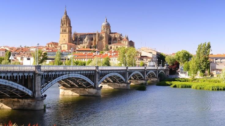 Salamanca in Spain's Road Trip