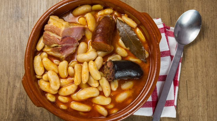 spanish food fabada