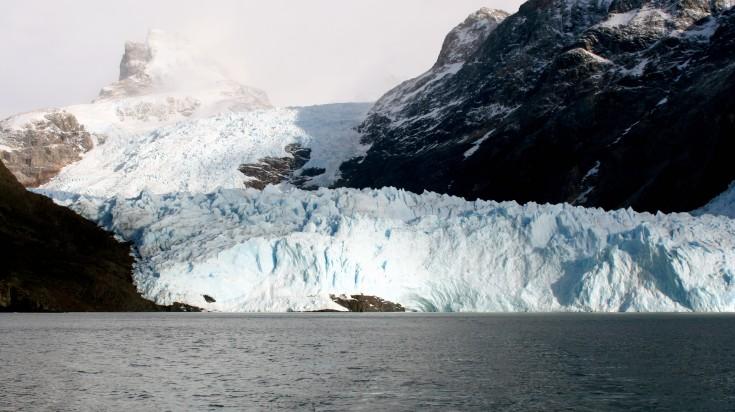 Spegazzini Glacier in Patagonia