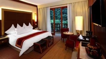 Sumaq Machu Picchu Hotel is a luxury hotel near Machu Picchu