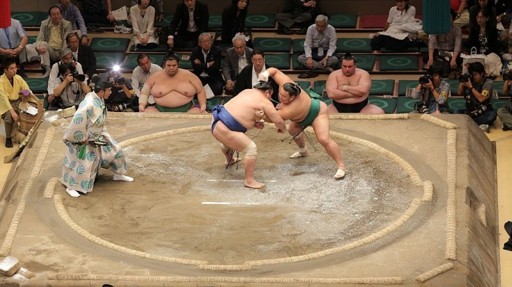 Being an audience to Sumo wrestling is one of the most fun things to do in Tokyo.