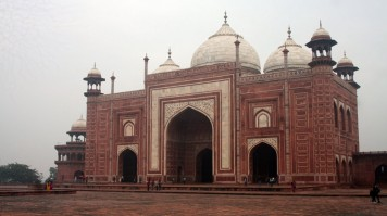 Southern Gate at Taj Mahal