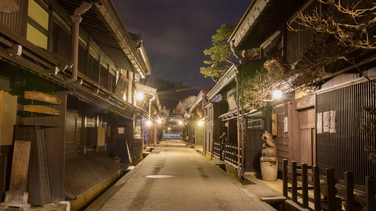 If you're looking for an off the beaten path in Japan, the beautifully preserved town of Takayama is the best place to be.