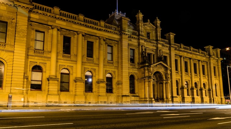 Things to do in Hobart: visit Tasmanian Museum Art and Gallery