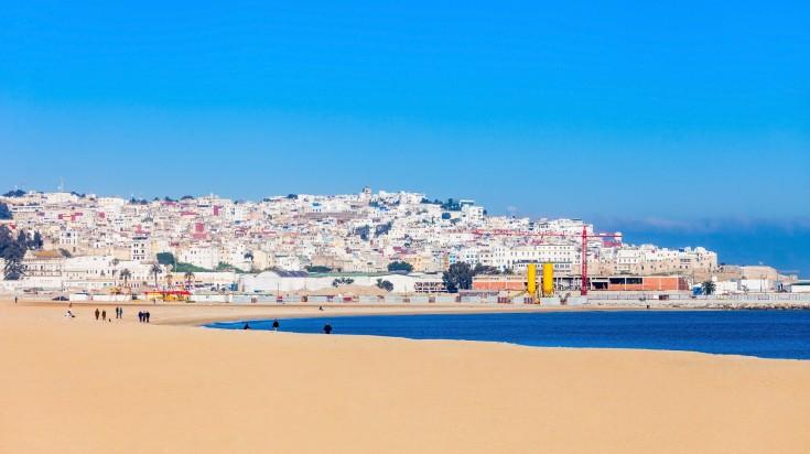 Malaga to Tangier