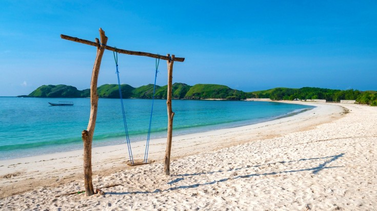 Of all beaches in Lombok, Tanjung Aan is one full of myths.