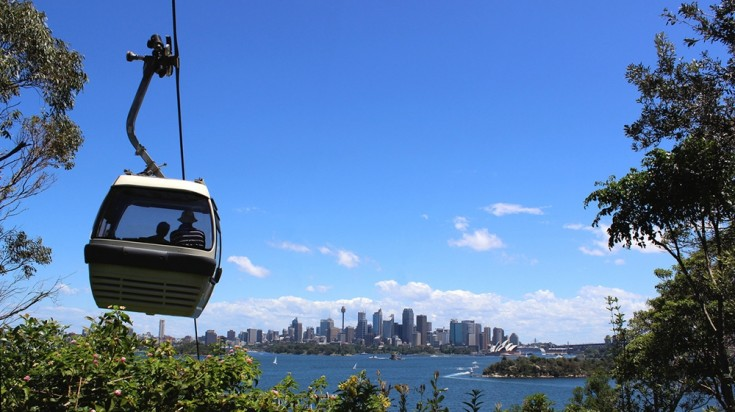 The Taronga Zoo is a must go to place in Sydney for the diverse experiences
