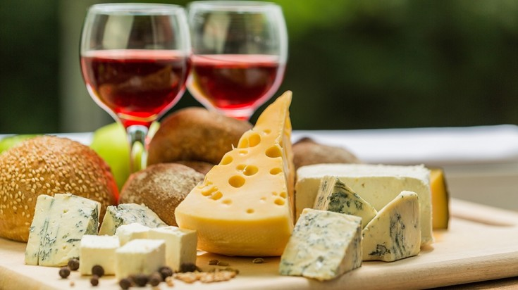 The artisan, crafted cheeses in Tasmania are internationally renowned.
