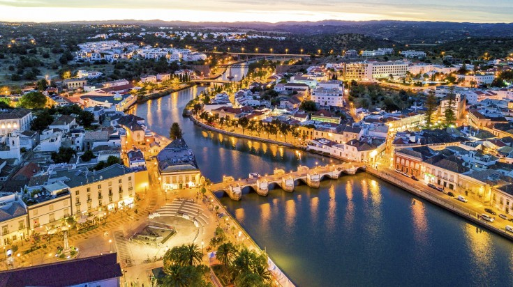 Tavira is a Portuguese municipality situated in the south coast of Portugal