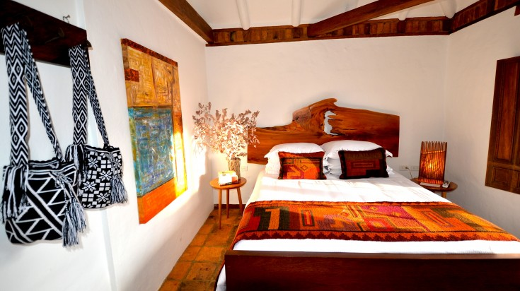 Casa Terra is often voted as one of the best hotels in Colombia