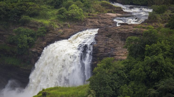 March to May is the best time to visit Uganda to see the Murchison Falls
