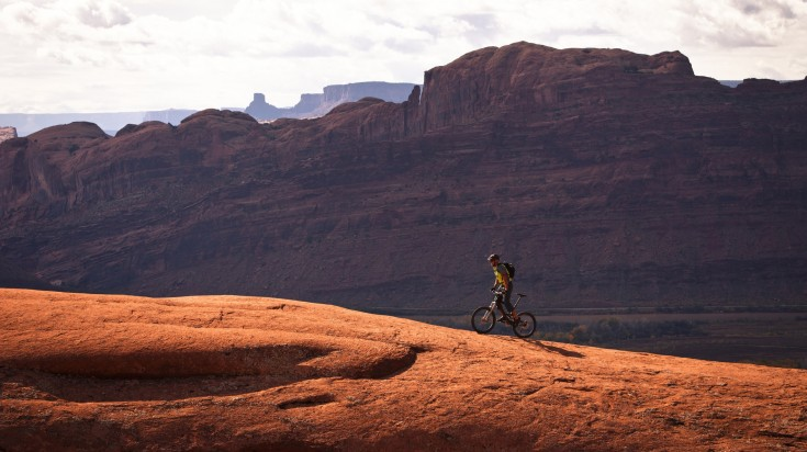 The Whole Enchilada Trail is one of the most popular mountain biking trails in the United States, and for good reason.