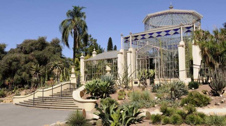 Things to do in Adelaide Botanic Garden