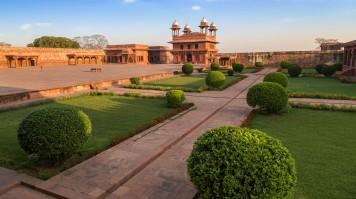 Fatehpur Sikri in Agra