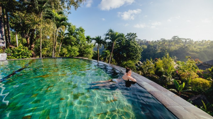 Relaxing in a wellness spa is one of the top things to do in Bali