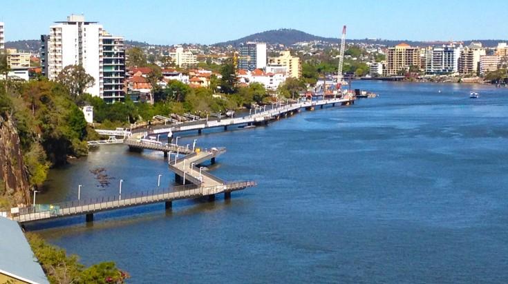 things to do in Brisbane Riverwalk