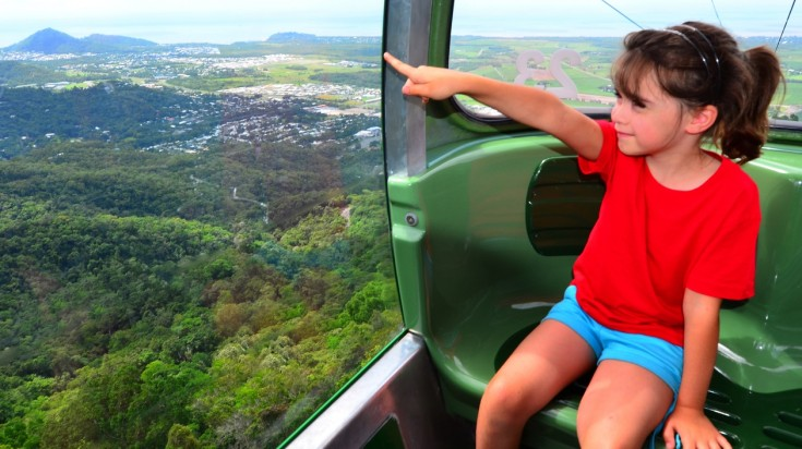 Things to do in Cairns Skyrail Rainforest Cableway