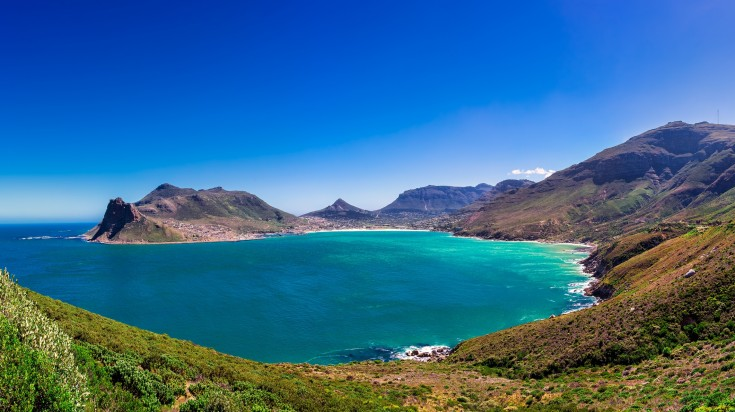Hout Bay in Cape Town