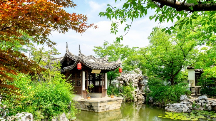 The Classical Gardens of Suzhou are a top attraction in China