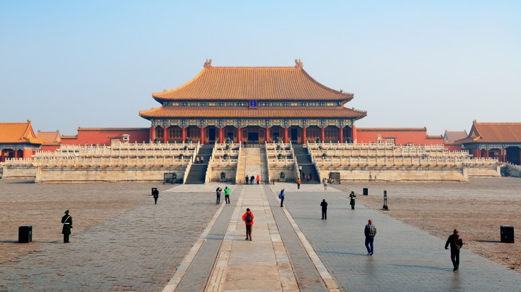 Explore one of the top tourist attractions in China: Forbidden City