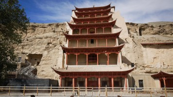 Wondering what to do in China? It's simple, visit the Mogao Caves