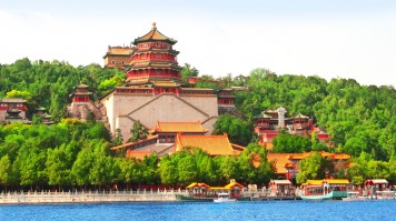 Summer Palace is one of the top attractions in China
