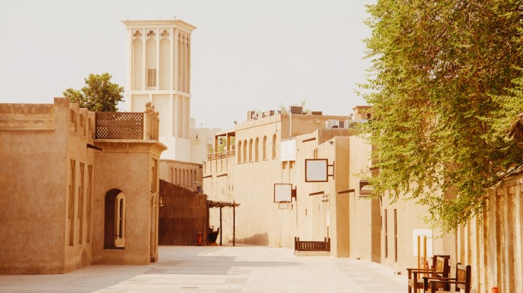 Things to do in Dubai - visit the old district