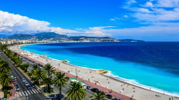 Nice is one of the best cities in France