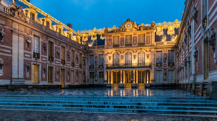 Palace of Versailles is a must visit during a trip to France
