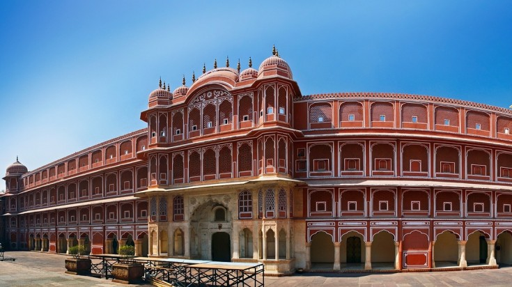 City Palace in India