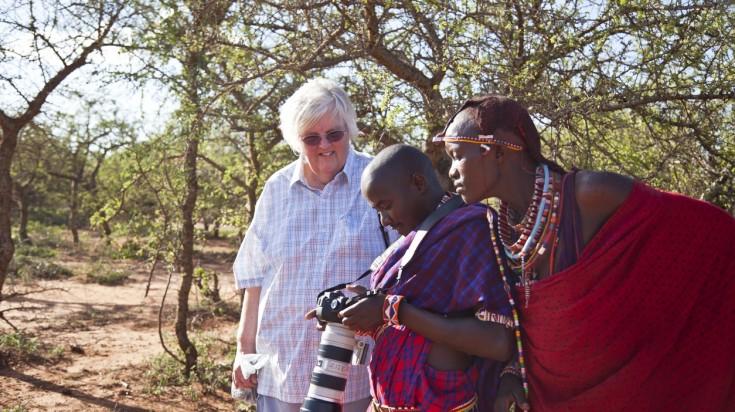 Olpopongi cultural village