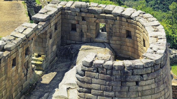 Visiting the Temple of the Sun is a top thing to do in Machu Picchu