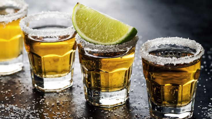 Drinking tequila is a must do activity in mexico