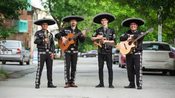 Watch a Mariachi performance in Mexico