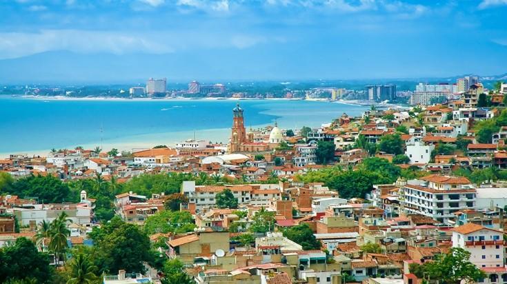 Puerto Vallarta is a city in Mexico
