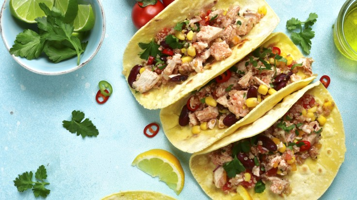 Tacos is a Mexican essential