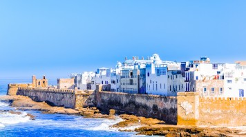 Essaouira is one of the beach towns in Morocco