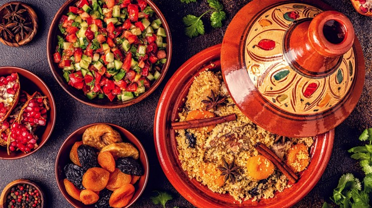 things to do in morocco traditional food
