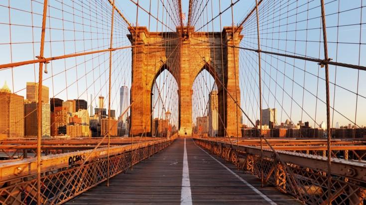 Things to do in New York Brooklyn Bridge