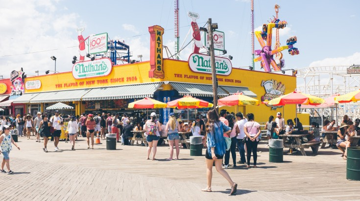 Things to do in New York, visit Coney Island