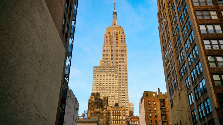 Things to do in New York, visit Empire state building