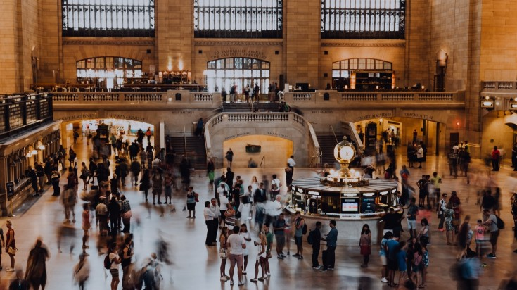 Things to do in New York Grand Central Terminal