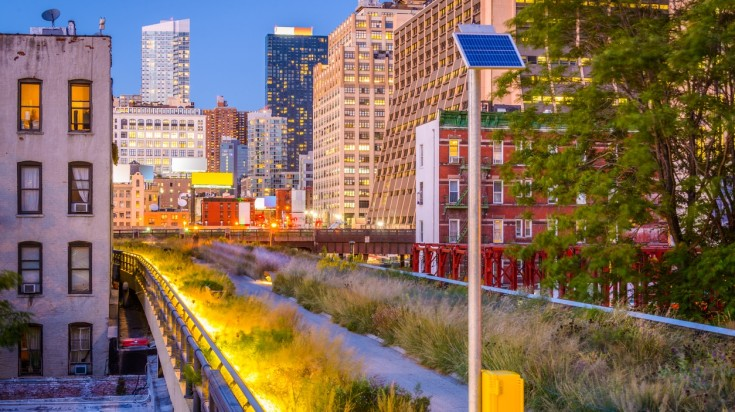 things to do in new york high line